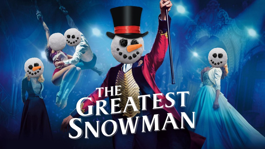 THE GREATEST SNOWMAN